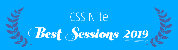 画像:CSS Nite Best Sessions 2019のロゴ