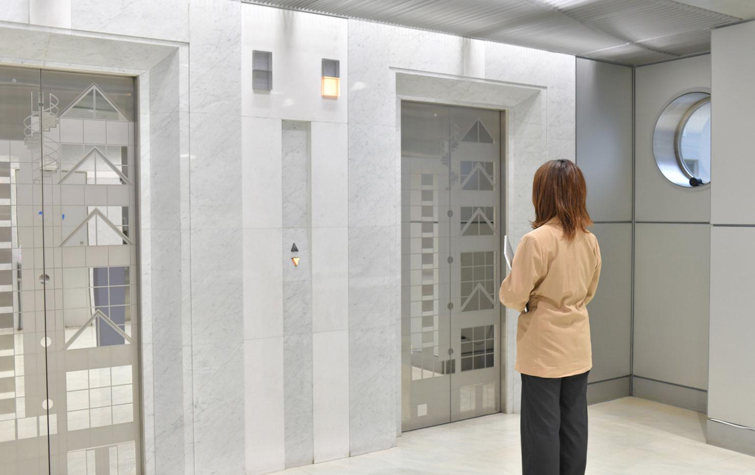 エレベーターをインクルーシブなものに。   ひらくデザイン   株式 ...